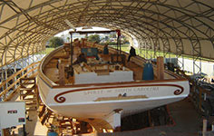 Project Management, Consultation & New Construction - Topsail Yachts International