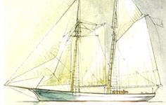 The Schooner Yankee Project
