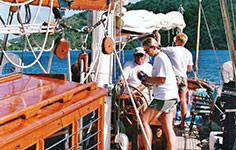 Yacht Crew - Topsail Yachts International