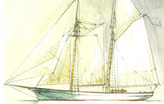 The Schooner Yankee Project