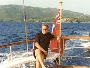 Capt. Lou Boudreau